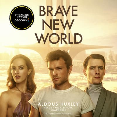 Brave New World by Aldous Huxley audiobook