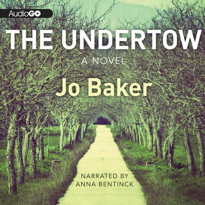 The Undertow by Jo Baker audiobook