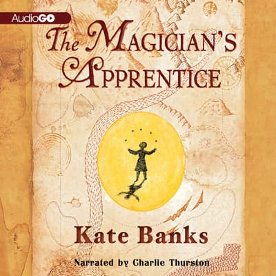 The Magician's Apprentice by Kate Banks audiobook