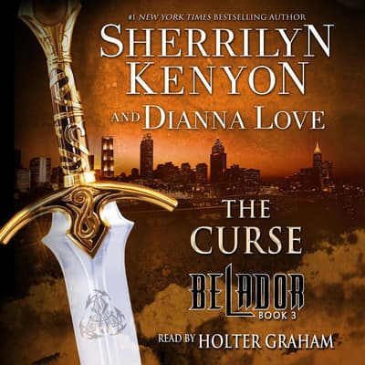 The Curse by Sherrilyn Kenyon audiobook
