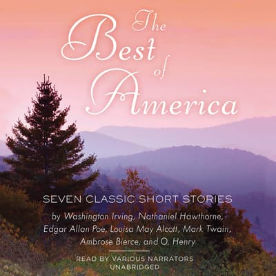 The Best of America by Washington Irving audiobook