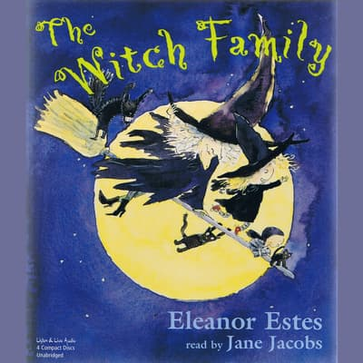 The Witch Family by Eleanor Estes audiobook