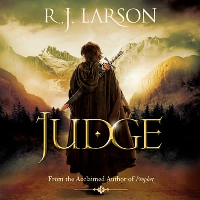 Judge by R. J. Larson audiobook