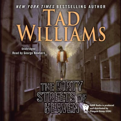 The Dirty Streets of Heaven by Tad Williams audiobook