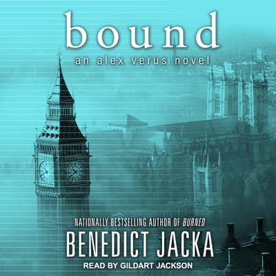 Bound by Benedict Jacka audiobook