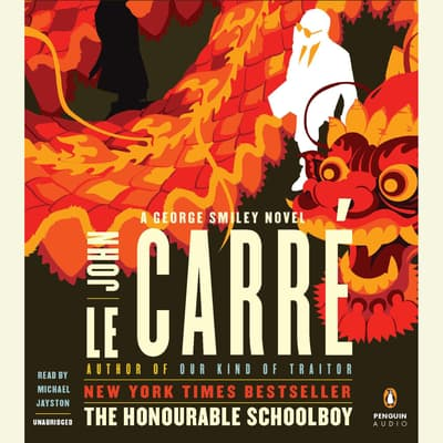 The Honourable Schoolboy by John le Carré audiobook