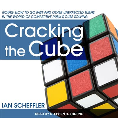 Cracking the Cube by Ian Scheffler audiobook