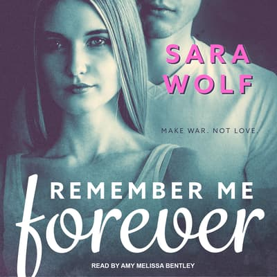 Remember Me Forever by Sara Wolf audiobook