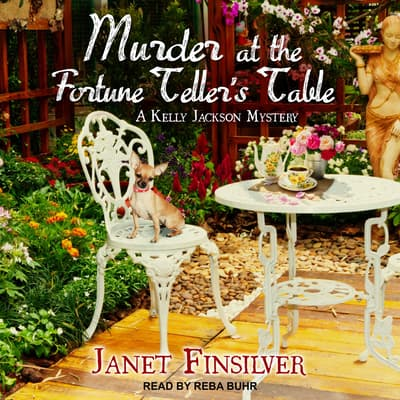 Murder at the Fortune Teller's Table by Janet Finsilver audiobook