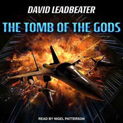 The Tomb of the Gods by David Leadbeater audiobook