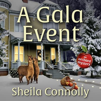 A Gala Event by Sheila Connolly audiobook