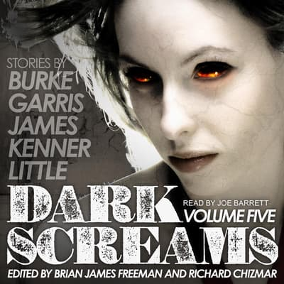 Dark Screams by Mick Garris audiobook