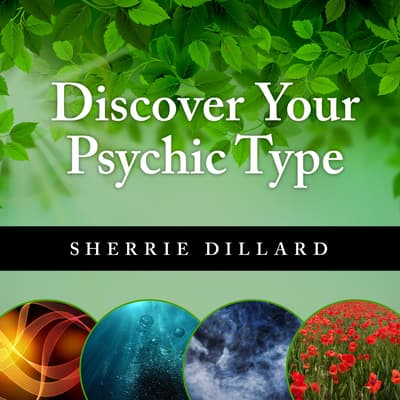 Discover Your Psychic Type by Sherrie Dillard audiobook
