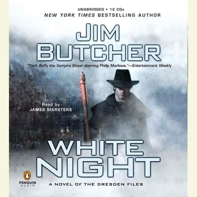 White Night by Jim Butcher audiobook