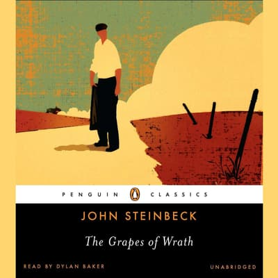 The Grapes of Wrath by John Steinbeck audiobook