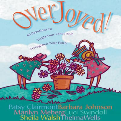 Overjoyed! by Patsy Clairmont audiobook