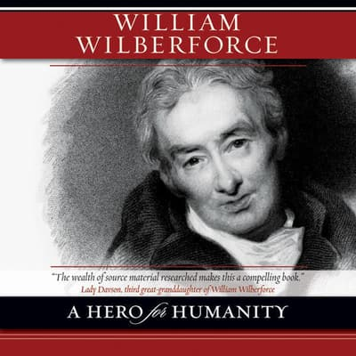 William Wilberforce by Kevin Belmonte audiobook