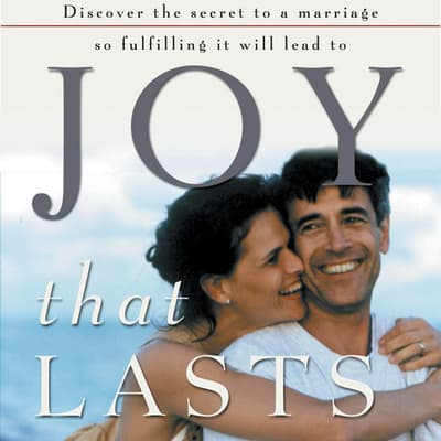 Joy That Lasts by Gary Smalley audiobook