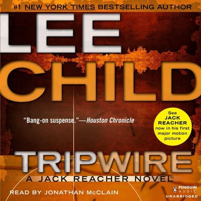 Tripwire by Lee Child audiobook