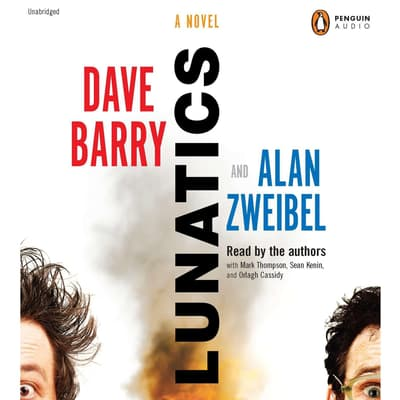 Lunatics by Dave Barry audiobook