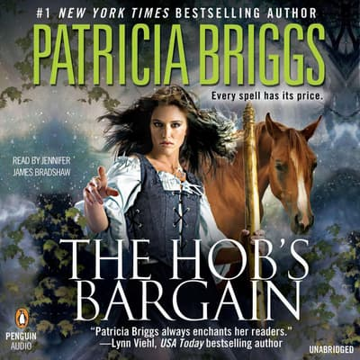 The Hob's Bargain by Patricia Briggs audiobook