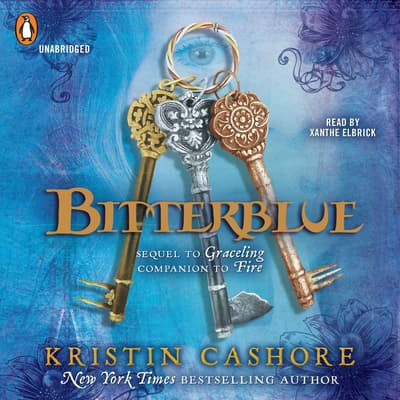Bitterblue by Kristin Cashore audiobook