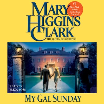 My Gal Sunday by Mary Higgins Clark audiobook