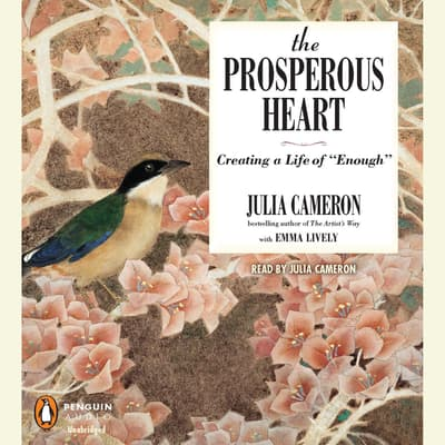 The Prosperous Heart by Julia Cameron audiobook
