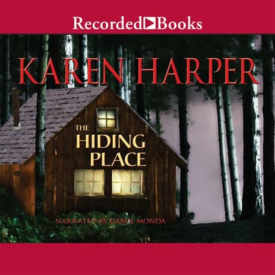 The Hiding Place by Karen Harper audiobook