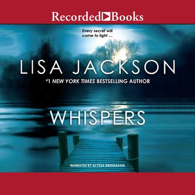 Whispers by Lisa Jackson audiobook