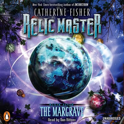 Relic Master: the Margrave by Catherine Fisher audiobook