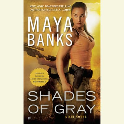 Shades of Gray by Maya Banks audiobook