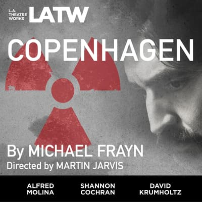 Copenhagen by Michael Frayn audiobook