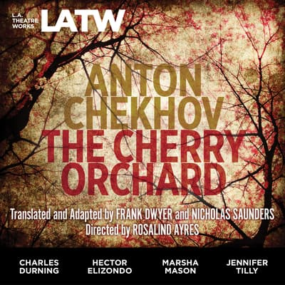 The Cherry Orchard by Anton Chekhov audiobook