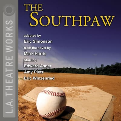 The Southpaw by Mark Harris audiobook