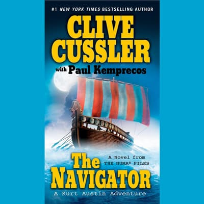The Navigator by Clive Cussler audiobook