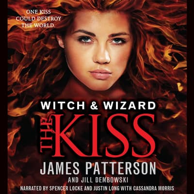 The Kiss by James Patterson audiobook