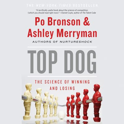 Top Dog by Po Bronson audiobook