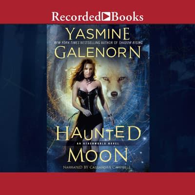 Haunted Moon by Yasmine Galenorn audiobook