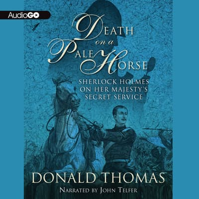Death on a Pale Horse by Donald Thomas audiobook