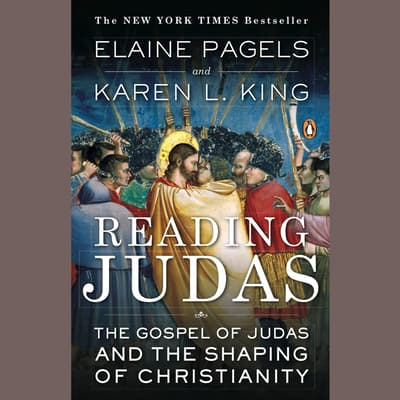 Reading Judas by Elaine Pagels audiobook