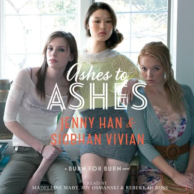Ashes to Ashes by Jenny Han audiobook