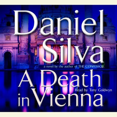 A Death in Vienna by Daniel Silva audiobook
