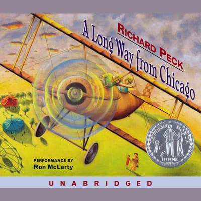 A Long Way from Chicago by Richard Peck audiobook