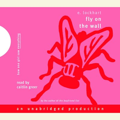 Fly on the Wall by E. Lockhart audiobook