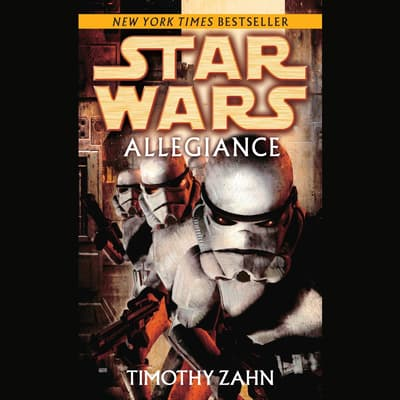 Allegiance: Star Wars Legends by Timothy Zahn audiobook