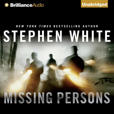 Missing Persons by Stephen White audiobook