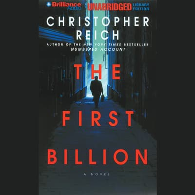 The First Billion by Christopher Reich audiobook