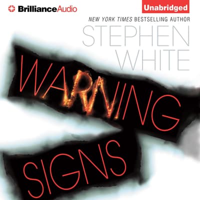 Warning Signs by Stephen White audiobook