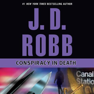 Conspiracy in Death by J. D. Robb audiobook